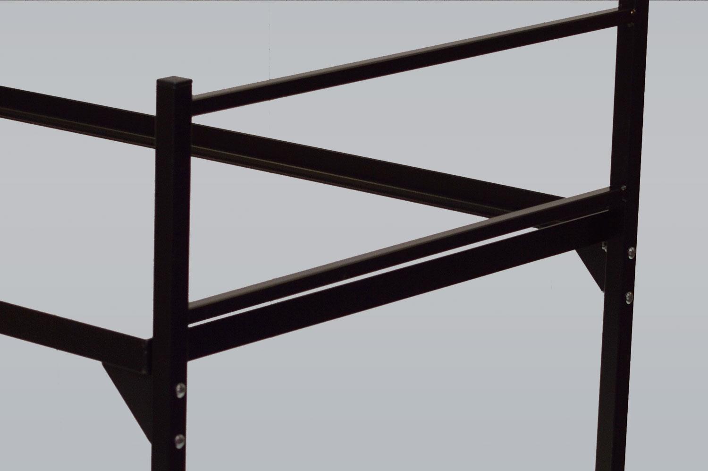Metallbett Etagenbett : Metall etagenbett charlie